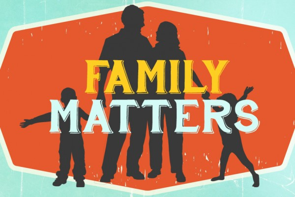 Family Matters Sermon Series Logo